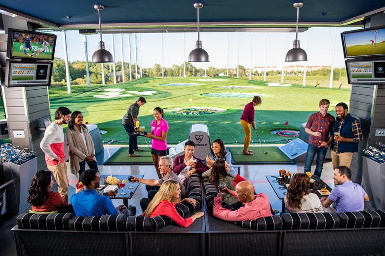 TopGolf Models